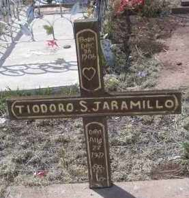 JARMILLO, TIODORO S. - Apache County, Arizona | TIODORO S. JARMILLO - Arizona Gravestone Photos
