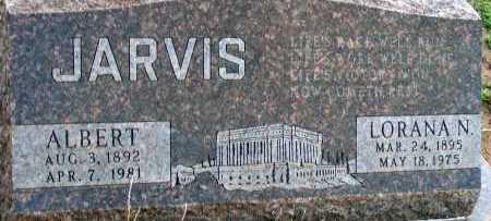 JARVIS, ALBERT - Apache County, Arizona | ALBERT JARVIS - Arizona Gravestone Photos