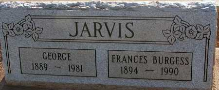 JARVIS, GEORGE - Apache County, Arizona | GEORGE JARVIS - Arizona Gravestone Photos