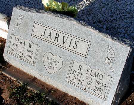 JARVIS, VERA W. - Apache County, Arizona | VERA W. JARVIS - Arizona Gravestone Photos