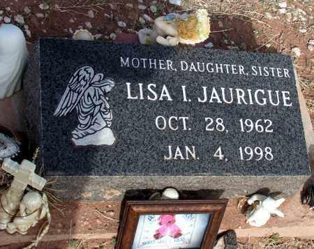 JAURIGUE, LISA I. - Apache County, Arizona | LISA I. JAURIGUE - Arizona Gravestone Photos