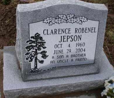 JEPSON, CLARENCE ROBENEL - Apache County, Arizona | CLARENCE ROBENEL JEPSON - Arizona Gravestone Photos