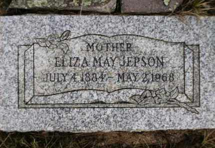 JEPSON, ELIZA MAY - Apache County, Arizona | ELIZA MAY JEPSON - Arizona Gravestone Photos