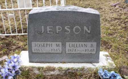 JEPSON, LILLIAN B. - Apache County, Arizona | LILLIAN B. JEPSON - Arizona Gravestone Photos