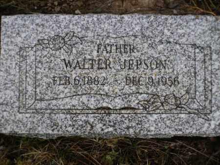 JEPSON, WALTER - Apache County, Arizona | WALTER JEPSON - Arizona Gravestone Photos