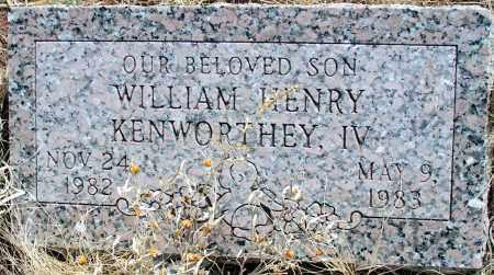 KENWORTHEY, WILLIAM HENRY, IV - Apache County, Arizona | WILLIAM HENRY, IV KENWORTHEY - Arizona Gravestone Photos