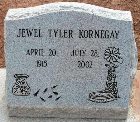 KORNEGAY, JEWEL TYLER - Apache County, Arizona   JEWEL TYLER KORNEGAY - Arizona Gravestone Photos