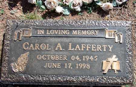 LAFFERTY, CAROL A. - Apache County, Arizona | CAROL A. LAFFERTY - Arizona Gravestone Photos