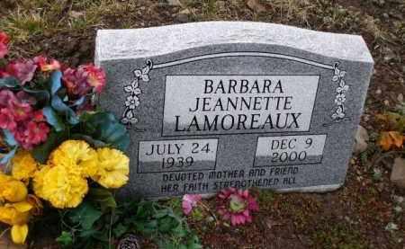 LAMOREAUX, BARBARA JEANNETTE - Apache County, Arizona   BARBARA JEANNETTE LAMOREAUX - Arizona Gravestone Photos
