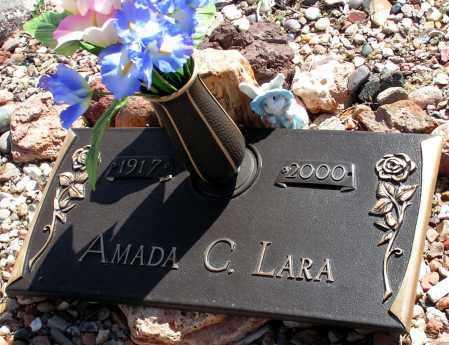 LARA, AMADA C. - Apache County, Arizona | AMADA C. LARA - Arizona Gravestone Photos