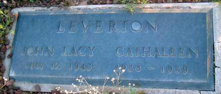 LEVERTON, CATHALEEN - Apache County, Arizona   CATHALEEN LEVERTON - Arizona Gravestone Photos