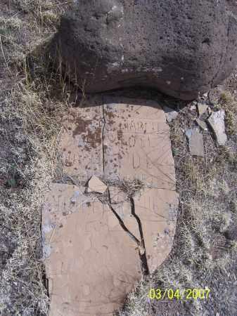 MADRIL, UNREADABLE - Apache County, Arizona | UNREADABLE MADRIL - Arizona Gravestone Photos