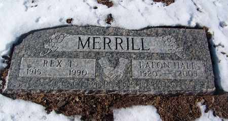 MERRILL, LAFON - Apache County, Arizona | LAFON MERRILL - Arizona Gravestone Photos