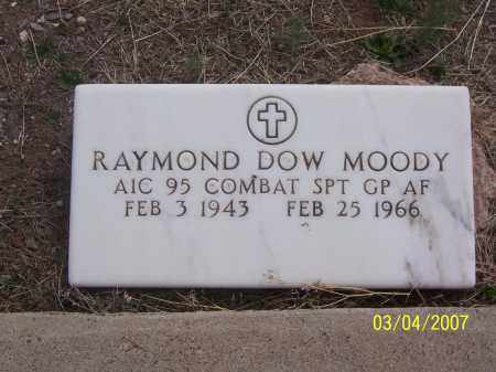 MOODY, RAYMOND DOW - Apache County, Arizona   RAYMOND DOW MOODY - Arizona Gravestone Photos
