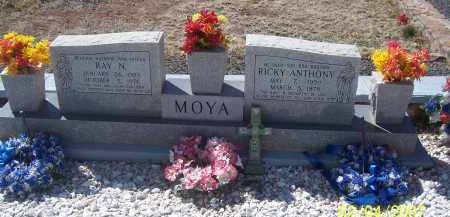 MOYA, RICKY ANTHONY - Apache County, Arizona | RICKY ANTHONY MOYA - Arizona Gravestone Photos