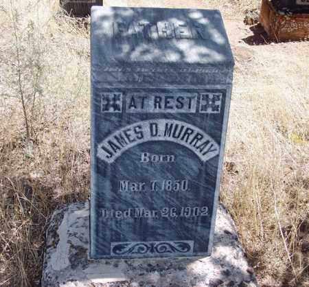 MURRAY, JAMES D - Apache County, Arizona | JAMES D MURRAY - Arizona Gravestone Photos