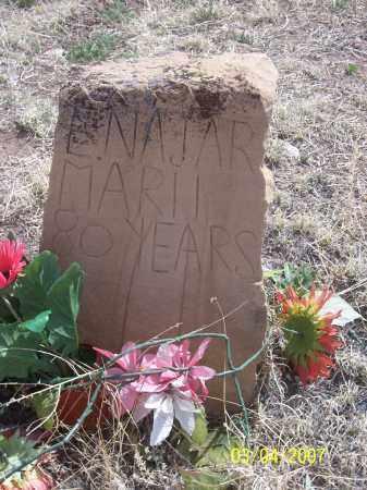 NAJAR, E. - Apache County, Arizona | E. NAJAR - Arizona Gravestone Photos