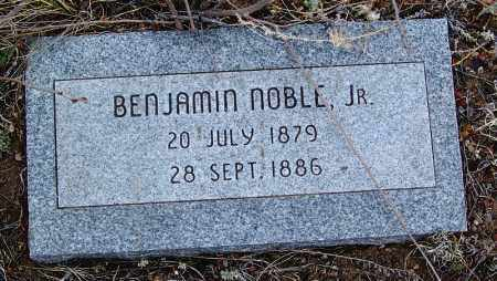NOBLE, E RACHEL - Apache County, Arizona | E RACHEL NOBLE - Arizona Gravestone Photos