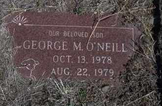 O'NEILL, GEORGE M. - Apache County, Arizona | GEORGE M. O'NEILL - Arizona Gravestone Photos