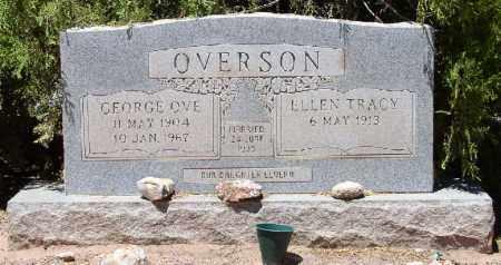 OVERSON, ELLEN - Apache County, Arizona | ELLEN OVERSON - Arizona Gravestone Photos