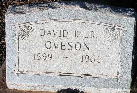OVESON, DAVID P., JR. - Apache County, Arizona | DAVID P., JR. OVESON - Arizona Gravestone Photos