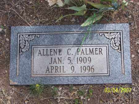 PALMER, ARLENE C. - Apache County, Arizona | ARLENE C. PALMER - Arizona Gravestone Photos