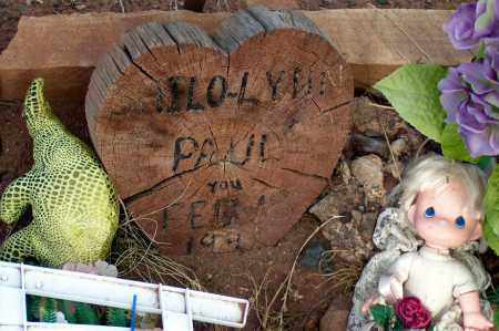 PAUL, SHILO-LYNN - Apache County, Arizona | SHILO-LYNN PAUL - Arizona Gravestone Photos