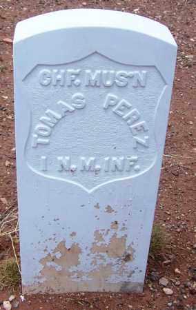 PEREZ, TOMAS - Apache County, Arizona | TOMAS PEREZ - Arizona Gravestone Photos