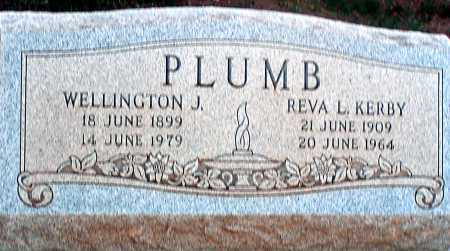 PLUMB, WELLINGTON J. - Apache County, Arizona | WELLINGTON J. PLUMB - Arizona Gravestone Photos