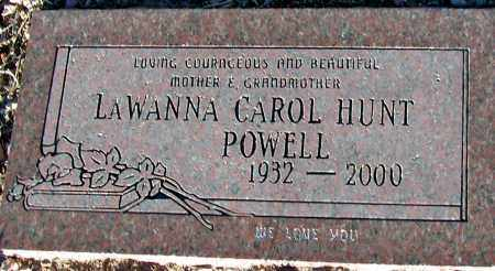 POWELL, LAWANNA CAROL - Apache County, Arizona | LAWANNA CAROL POWELL - Arizona Gravestone Photos