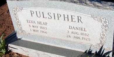 HEAP PULSIPHER, ELVA - Apache County, Arizona | ELVA HEAP PULSIPHER - Arizona Gravestone Photos