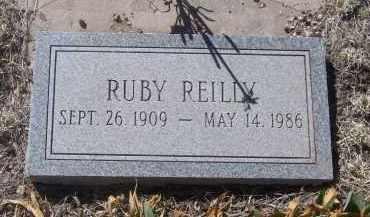 REILLY, RUBY - Apache County, Arizona | RUBY REILLY - Arizona Gravestone Photos