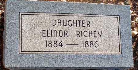 RICHEY, ELINOR - Apache County, Arizona | ELINOR RICHEY - Arizona Gravestone Photos