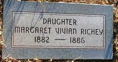 RICHEY, MARGARET VIVIAN - Apache County, Arizona | MARGARET VIVIAN RICHEY - Arizona Gravestone Photos