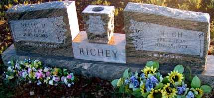 RICHEY, HUGH - Apache County, Arizona | HUGH RICHEY - Arizona Gravestone Photos