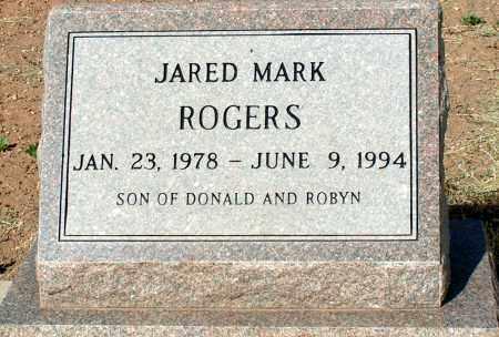ROGERS, JARED MARK - Apache County, Arizona   JARED MARK ROGERS - Arizona Gravestone Photos