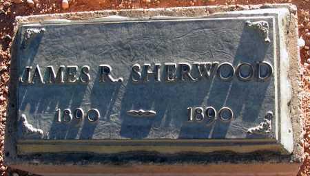 SHERWOOD, JAMES R - Apache County, Arizona   JAMES R SHERWOOD - Arizona Gravestone Photos