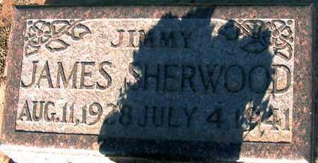 SHERWOOD, JAMES - Apache County, Arizona | JAMES SHERWOOD - Arizona Gravestone Photos