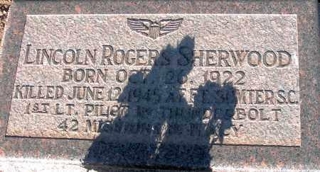 SHERWOOD, LINCOLN ROGERS - Apache County, Arizona   LINCOLN ROGERS SHERWOOD - Arizona Gravestone Photos