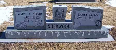 ADAIR SHERWOOD, MARY J - Apache County, Arizona | MARY J ADAIR SHERWOOD - Arizona Gravestone Photos