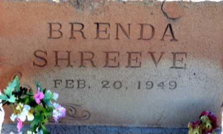 SHREEVE, BRENDA - Apache County, Arizona   BRENDA SHREEVE - Arizona Gravestone Photos
