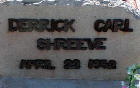 SHREEVE, DERRICK CARL - Apache County, Arizona | DERRICK CARL SHREEVE - Arizona Gravestone Photos