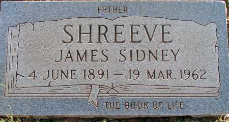 SHREEVE, JAMES SIDNEY - Apache County, Arizona | JAMES SIDNEY SHREEVE - Arizona Gravestone Photos
