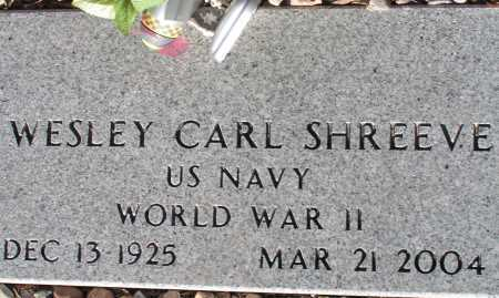 SHREEVE, WESLEY CARL - Apache County, Arizona | WESLEY CARL SHREEVE - Arizona Gravestone Photos
