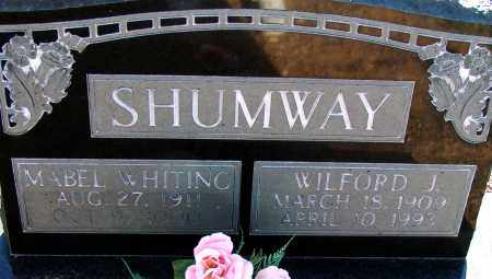WHITING SHUMWAY, MABEL - Apache County, Arizona | MABEL WHITING SHUMWAY - Arizona Gravestone Photos