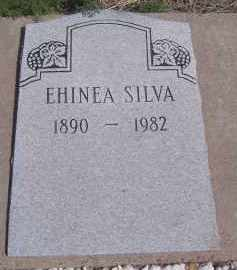 SILVA, EHINEA - Apache County, Arizona | EHINEA SILVA - Arizona Gravestone Photos