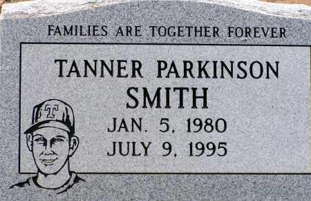 SMITH, TANNER PARKINSON - Apache County, Arizona   TANNER PARKINSON SMITH - Arizona Gravestone Photos