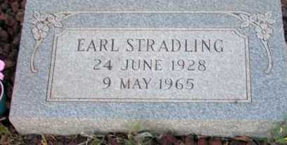 STRADLING, EARL - Apache County, Arizona | EARL STRADLING - Arizona Gravestone Photos