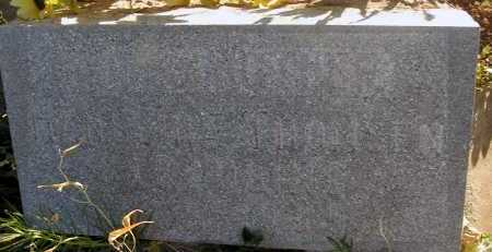 THOMSEN STRADLING, HANSSINA - Apache County, Arizona | HANSSINA THOMSEN STRADLING - Arizona Gravestone Photos