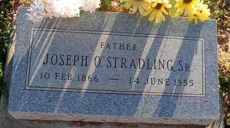 STRADLING, JOSEPH O., SR. - Apache County, Arizona | JOSEPH O., SR. STRADLING - Arizona Gravestone Photos